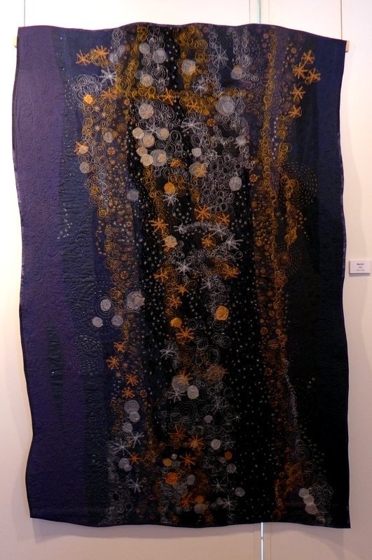 Kate Dowty: Mayotte 7. Quiltfestival Luxembourg