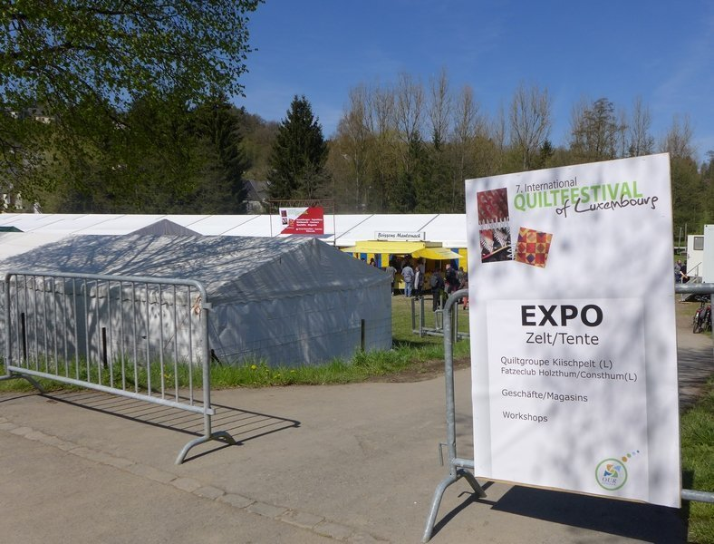 7. Quiltfestival Luxembourg