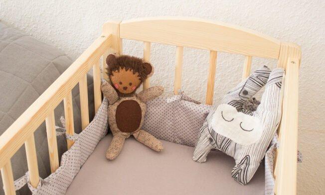 Bettnestchen & Bettlaken fürs Babybett