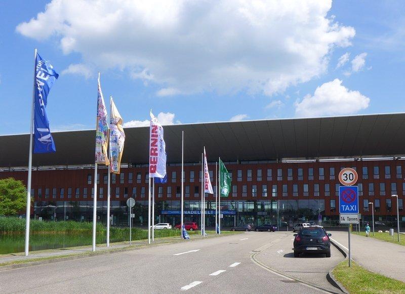 Messe Karlsruhe NADELWELT Karlsruhe 2016