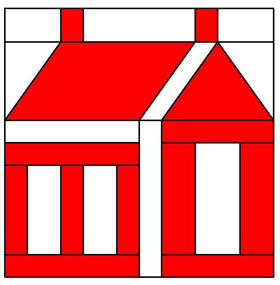 1 BERNINA-Mitmachaktion 2016: Wettbewerb Red and White Quilts