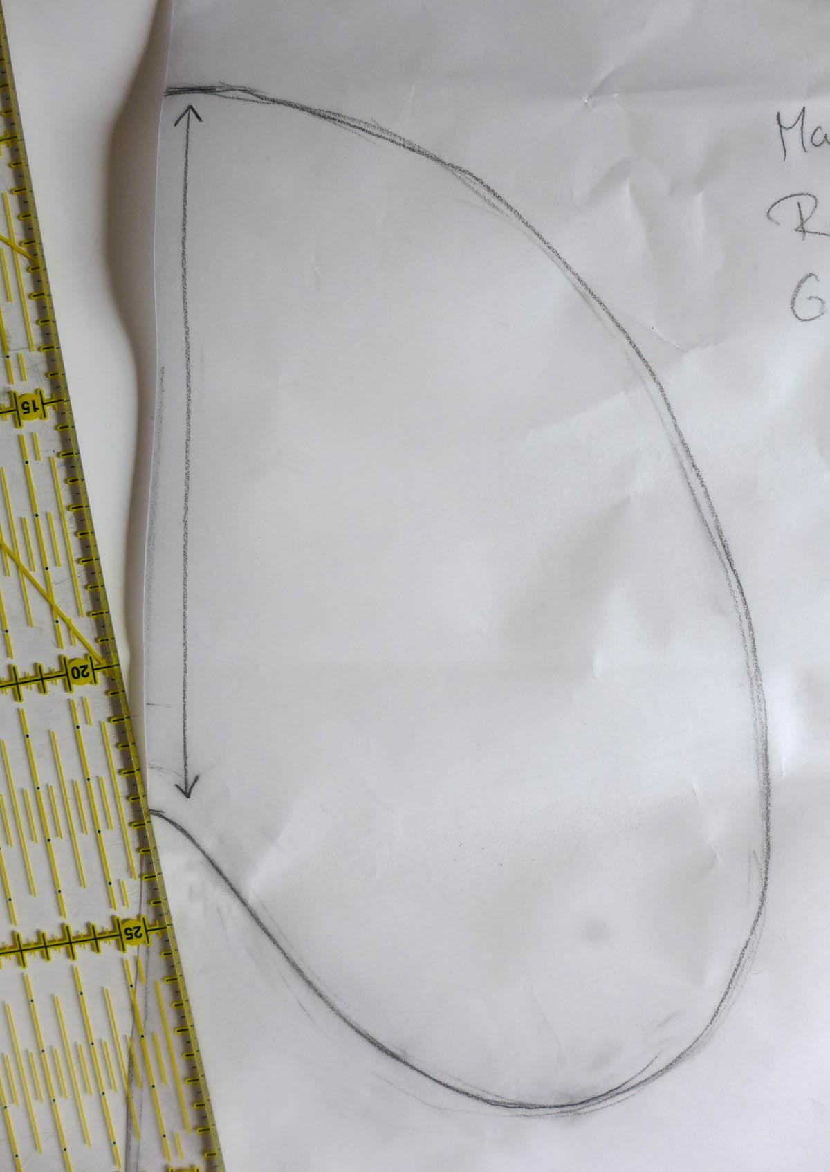 Die Nahttasche - ein Schnittmuster selbst erstellen und nähen