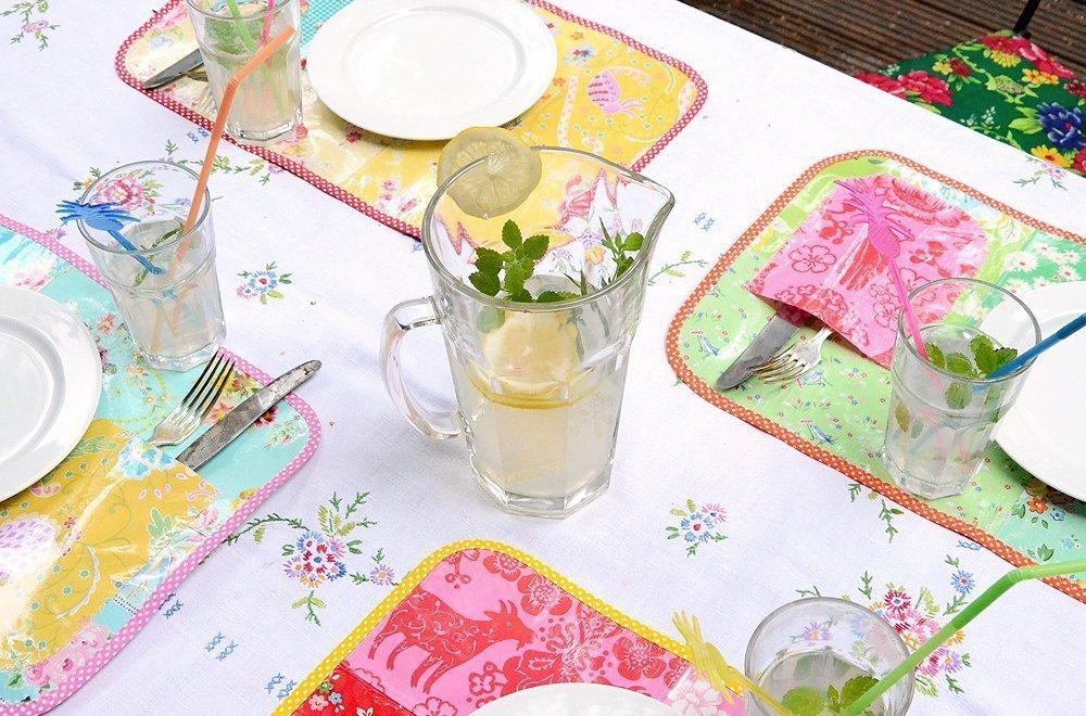 Patchwork Tischset 6