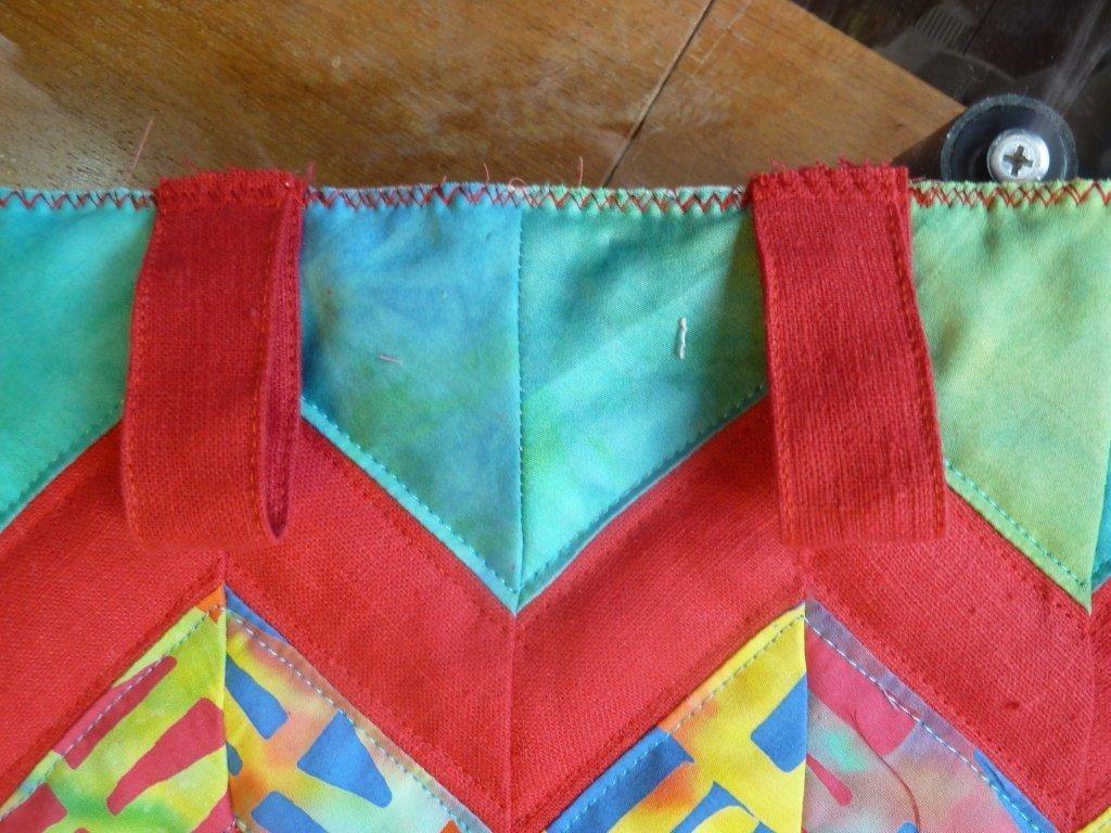Nähanleitung für einen Matchbeutel oder Rucksack