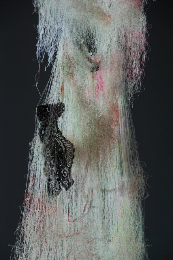 Kaoru Hirano: ohne Titel –Dessous-, 2008 Foto: LWL/Holtappels Foto freundlicherweise vom Museum zur Verfügung gestellt