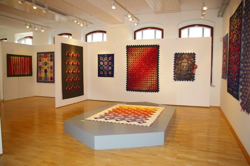 Ausstellungsansicht Lucie Huig-Dunnebier Foto freundlicherweise von Marina Palm (TRM) zur Verfügung gestellt