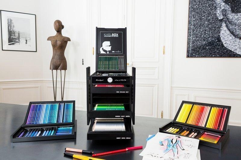 Die KARLBOX Foto freundlicherweise von Faber-Castell zur Verfügung gestellt