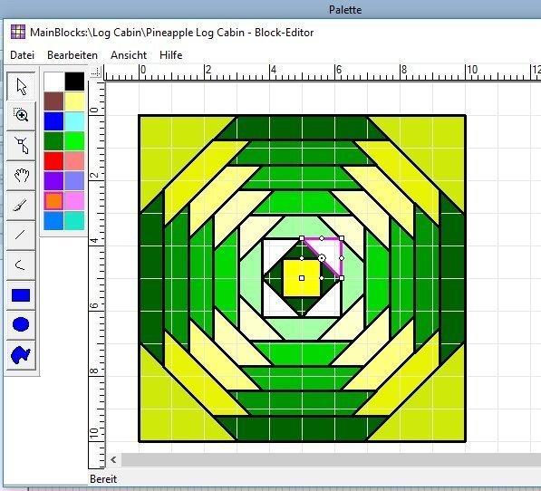 Quiltsoftware BERNINA V8