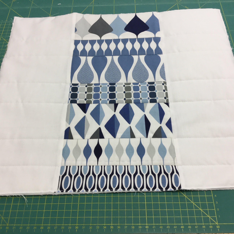 Graphische Muster quilten – Anleitung für einen Mini-Quilt » BERNINA ...