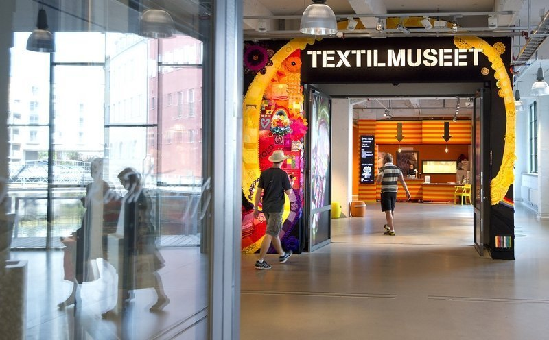 Textilmuseet Foto: Anna Sigge 2014 Foto freundlicherweise vom Museum zur Verfügung gestellt
