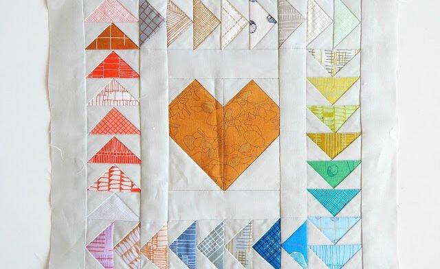 Nähen auf Papier- foundation paper piecing- wie das geht » BERNINA Blog