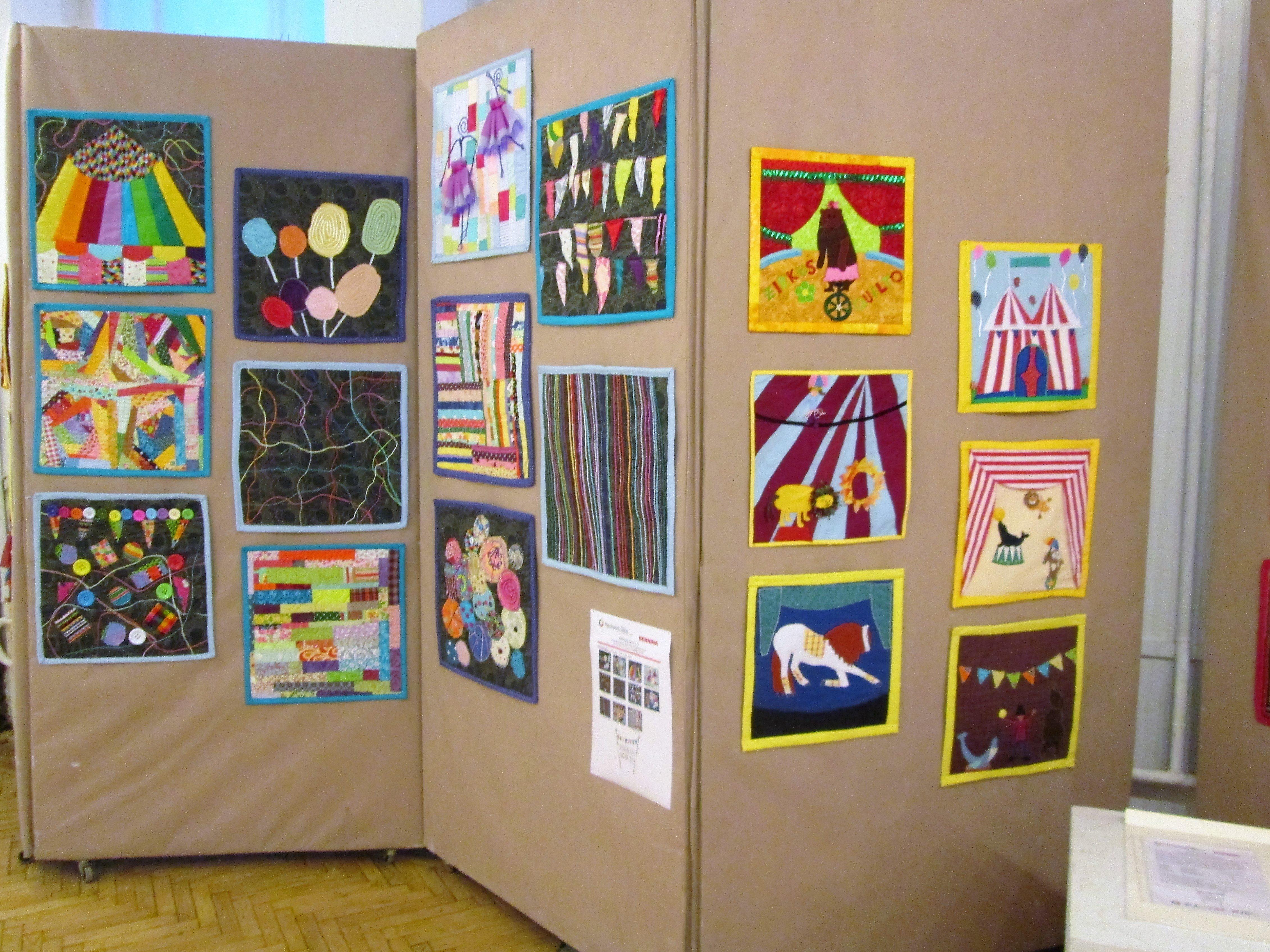 Bericht vom Quiltfestival in Sankt Petersburg » BERNINA Blog