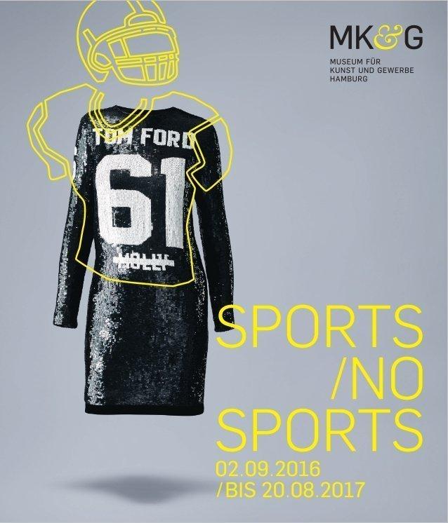 Key Visual: Paillettenkleid, Tom Ford, Herbst/Winter 2014 Eigentum der Stiftung für die Hamburger Kunstsammlungen, © MKG