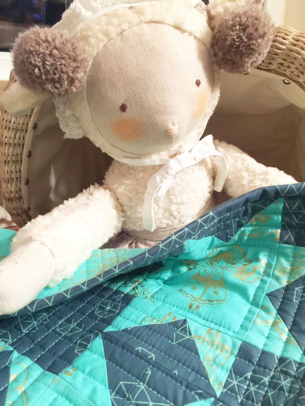 Puppenquilt Dorthe Niemann