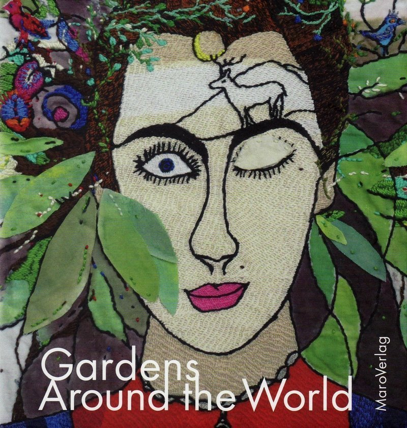 Gardens Around the World - Cover