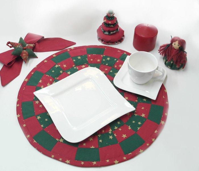 platzdeckchen f r weihnachten n hen bernina blog. Black Bedroom Furniture Sets. Home Design Ideas