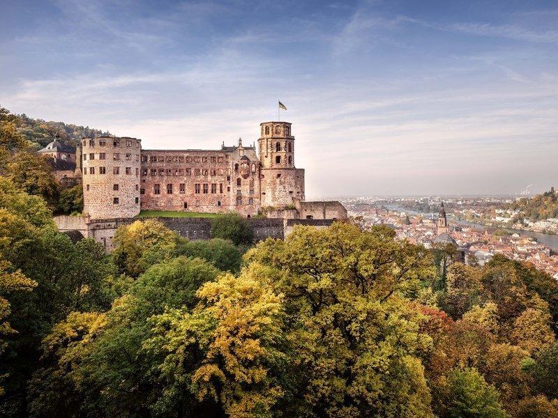 Schloss Heidelberg Foto freundlicherweise von den Staatlichen Schlösser und Gärten Baden-Württemberg zur Verfügung gestellt