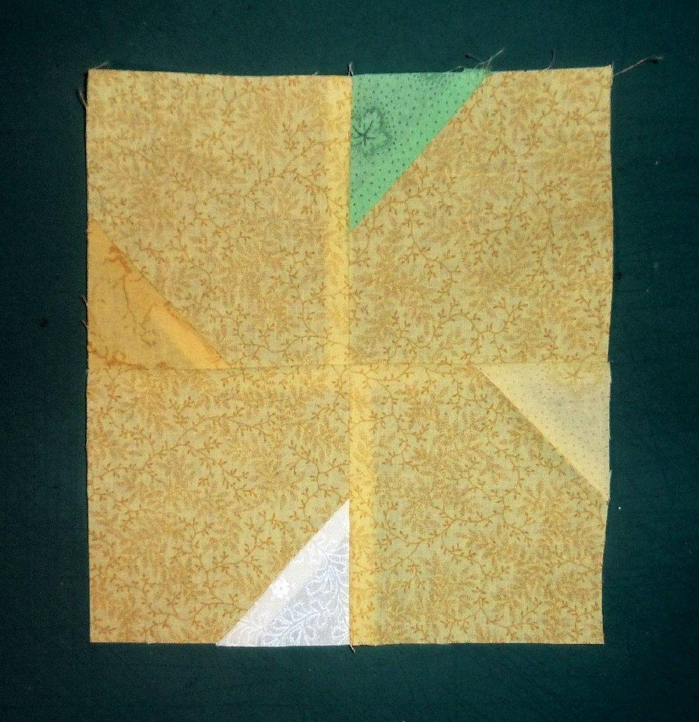 Nähanleitung Tessellationmuster Blüten