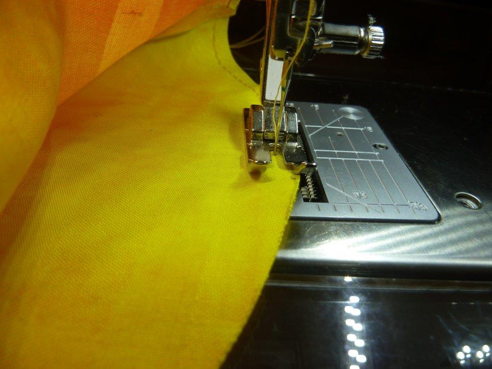 Nähanleitung für Stofftulpen