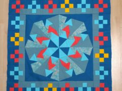 Quilt-Medaillion -Border 1