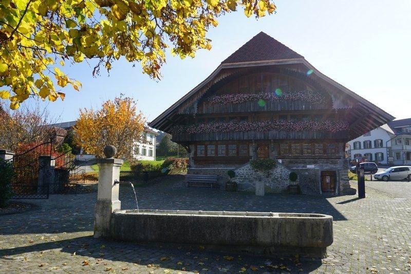Sensler Museum - Aussenansicht Foto freundlicherweise vom Museum zur Verfügung gestellt