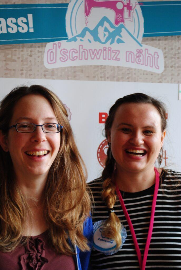 Stefanie und Fabienne (1)
