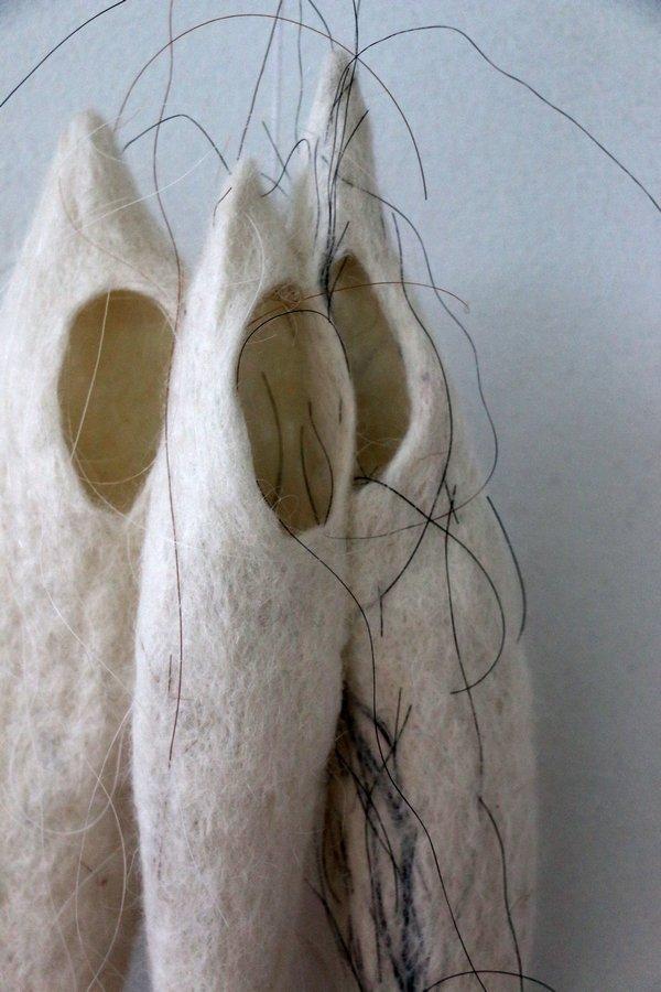 Esther Grischott: sie zwieseln, Detail Foto freundlicherweise vom Veranstalter TAFch zur Verfügung gestellt