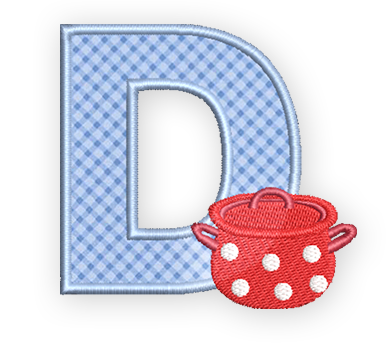 Cooking-Alphabet-D