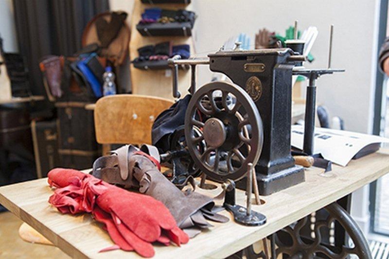 Lederhandschuhmanufaktur Foto freundlicherweise vom Veranstalter zur Verfügung gestellt