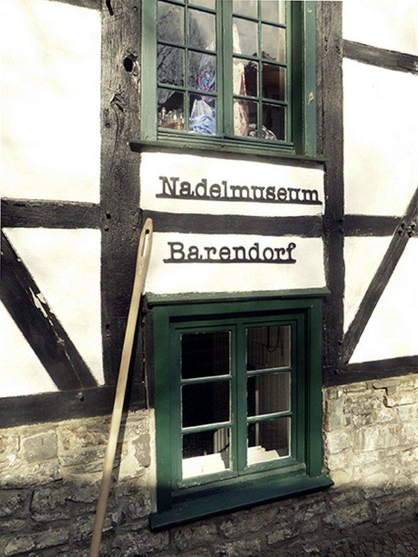 Nadelmuseum Barendorf Foto freundlicherweise vom Veranstalter zur Verfügung gestellt
