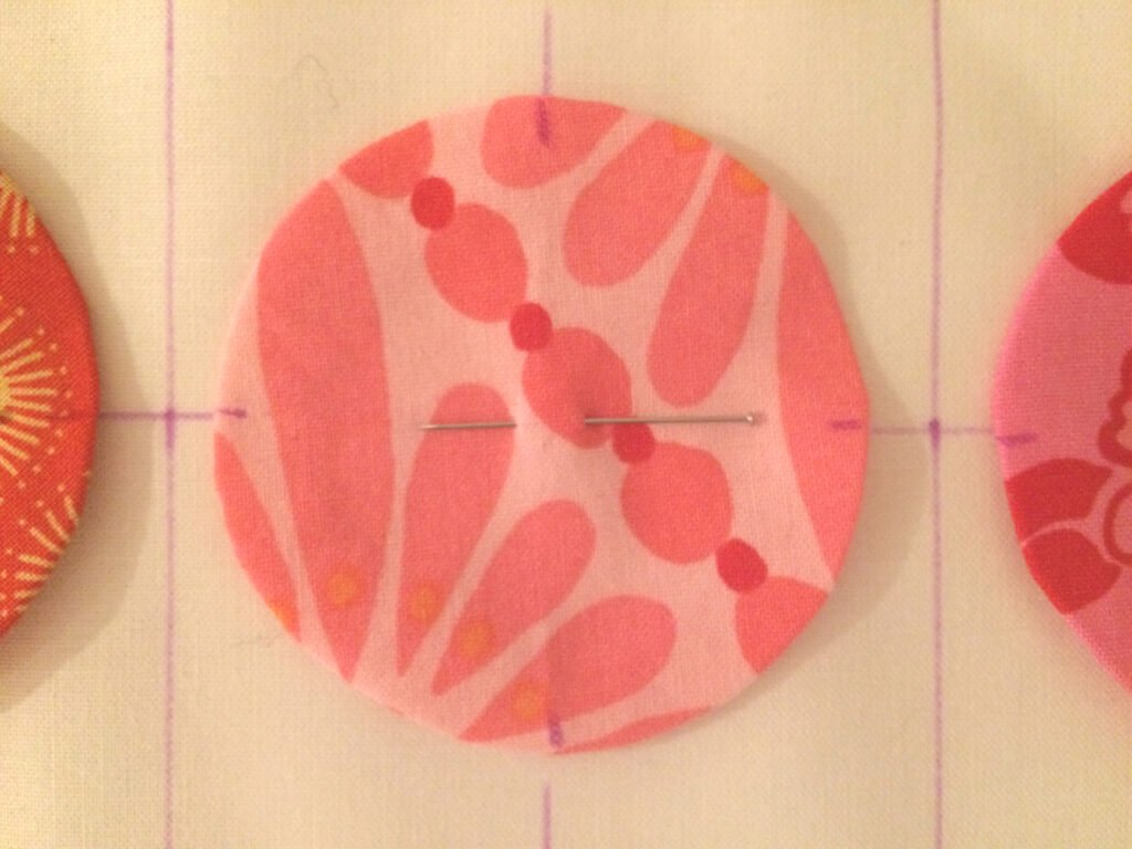 Quiltmanufaktur - BERNINA Medaillon - Kreise 9