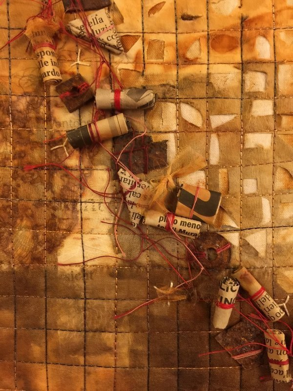 Bea Bernasconi: Forgotten Stories, Detail 2. Platz Publikumspreis