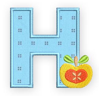 Cooking-Alphabet-H
