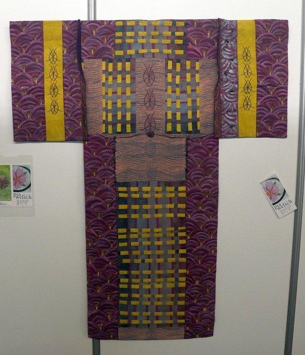 Ausstellung von Pia Welsch 'Erleuchtung in einem einzigen Laut'
