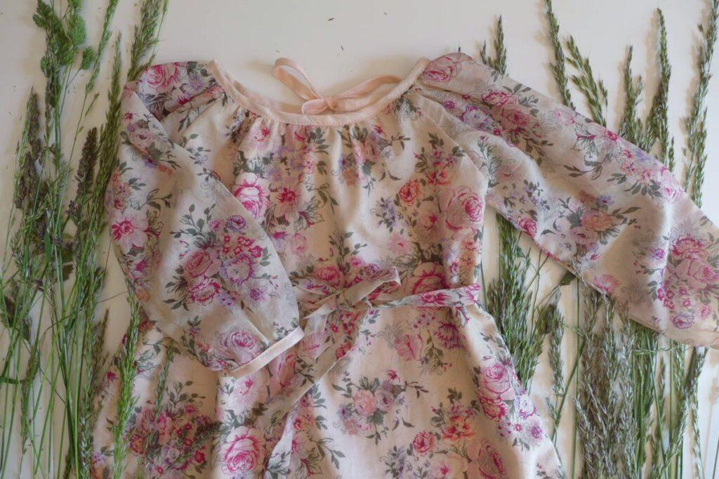 Kleid Elle Details