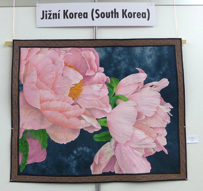 Jang Mikyeong: Peony Ausstellung von Südkorea