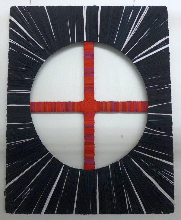 Lizzy Mayerl (Österreich): M - made in Bangladesh Ausstellung 'Stoff zum Nachdenken'