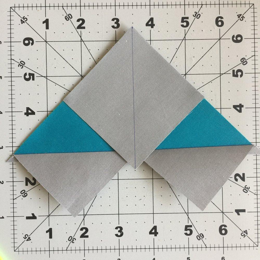 drittes Quadrat anlegen
