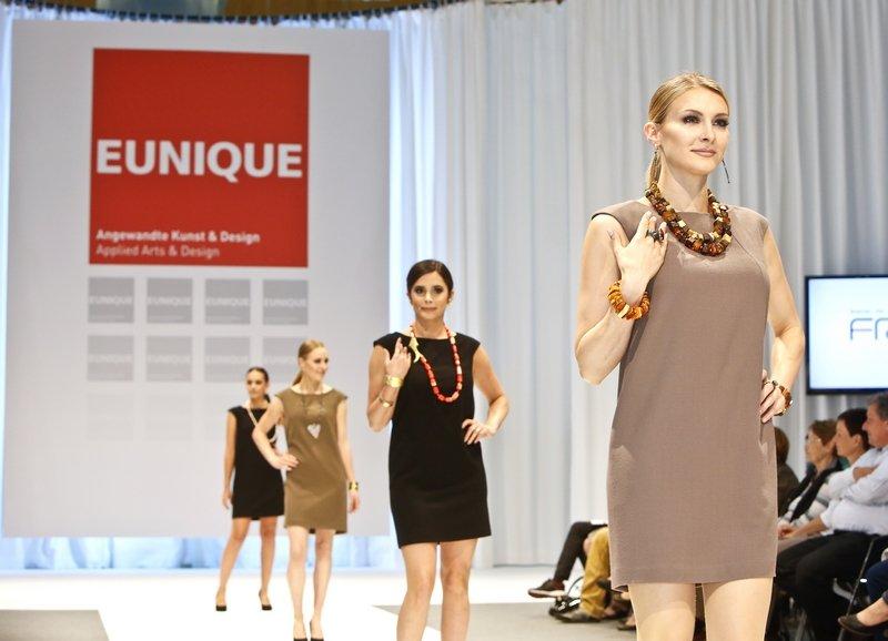 EUNIQUE Fashionshow Foto:KMK Jürgen Rösner Foto freundlicherweise vom Veranstalter zur Verfügung gestellt