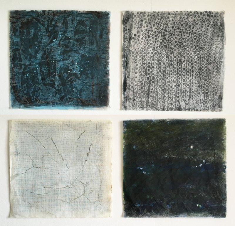 Marianne Vogler: Leichte Quadrate
