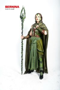 10 Nissa Revane Planeswalker - Magic (Nissa Cosplay)