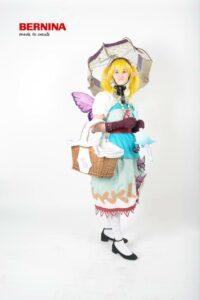 7 gnetha - Zelda (Electrum Angel)