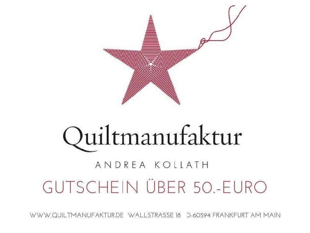BERNINA Verlosung Medaillon QAL Quiltmanufaktur