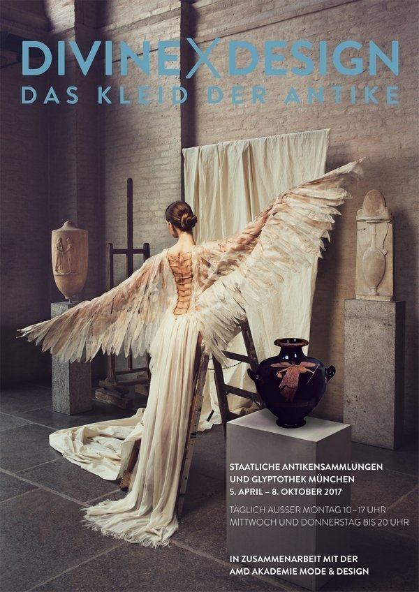 Plakat © Staatliche Antikensammlungen und Glyptothek München