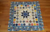 Flying Geese Border_Medaillon Quilt