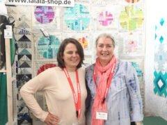 Andrea und Dorthe Nadelwelt Karlsruhe