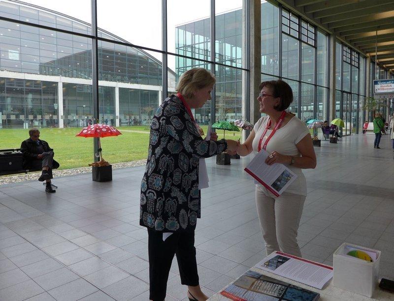 Jana Sterbova und Martina Hilgert-Vervoort NADELWELT 2017