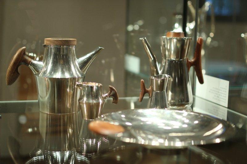 Ausstellung Tapio Wirkkala - Ein Klassiker des finnischen Designs Foto: Alex Lehn, freundlicherweise vom Museum zur Verfügung gestellt