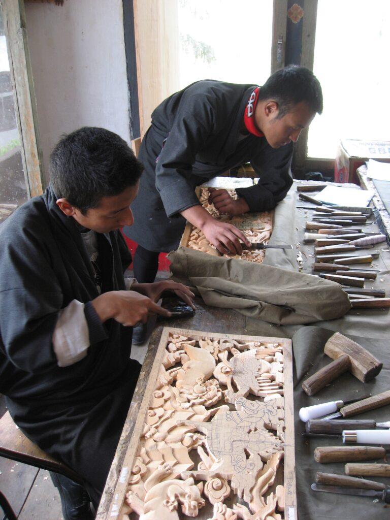 Carving Klasse