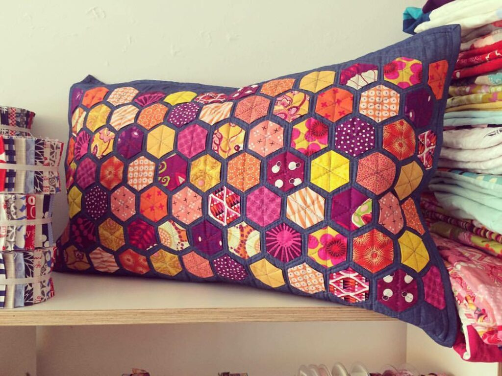 Patchworkkurs_Hexagon-Quilt.doc